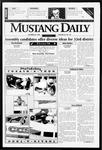 Mustang Daily, October 28, 1996