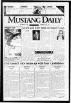 Mustang Daily, October 30, 1996