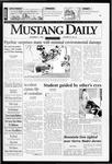 Mustang Daily, November 7, 1996