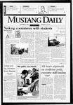 Mustang Daily, November 8, 1996