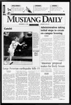 Mustang Daily, November 14, 1996