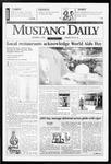 Mustang Daily, December 2, 1996