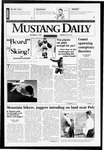 Mustang Daily, December 4, 1996