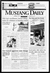 Mustang Daily, December 5, 1996