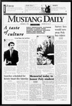 Mustang Daily, December 6, 1996
