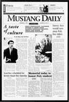 Mustang Daily, December 6, 1996