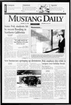 Mustang Daily, January 10, 1997