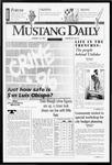 Mustang Daily, January 14, 1997