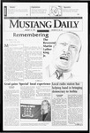 Mustang Daily, January 15, 1997