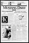 Mustang Daily, January 17, 1997