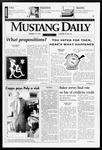 Mustang Daily, January 17, 1997