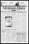 Mustang Daily, January 24, 1997