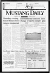 Mustang Daily, January 25, 1997