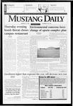 Mustang Daily, January 25, 1997