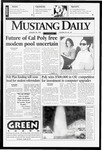 Mustang Daily, January 28, 1997