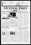 Mustang Daily, February 3, 1997