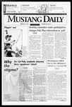 Mustang Daily, February 6, 1997