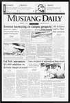 Mustang Daily, February 7, 1997