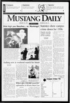 Mustang Daily, February 24, 1997