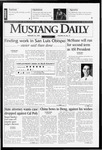 Mustang Daily, February 25, 1997