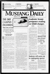 Mustang Daily, February 27, 1997