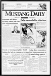 Mustang Daily, March 3, 1997