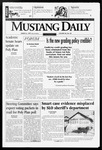 Mustang Daily, March 6, 1997
