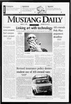Mustang Daily, March 7, 1997