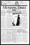 Mustang Daily, March 12, 1997