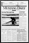 Mustang Daily, March 14, 1997