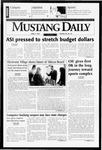 Mustang Daily, April 4, 1997