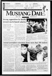 Mustang Daily, April 7, 1997