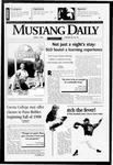 Mustang Daily, April 8, 1997
