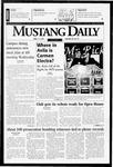 Mustang Daily, April 11, 1997