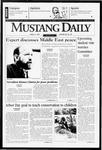 Mustang Daily, April 14, 1997