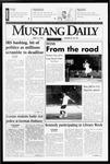 Mustang Daily, April 15, 1997