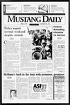 Mustang Daily, April 22, 1997