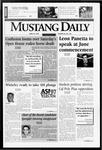 Mustang Daily, April 24, 1997