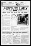 Mustang Daily, April 25, 1997
