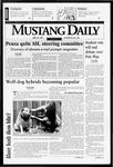 Mustang Daily, April 29, 1997
