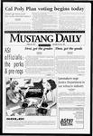 Mustang Daily, April 30, 1997