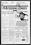 Mustang Daily, May 1, 1997