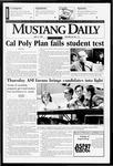 Mustang Daily, May 2, 1997