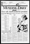 Mustang Daily, May 9, 1997