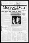 Mustang Daily, May 13, 1997