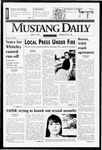 Mustang Daily, May 15, 1997