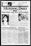 Mustang Daily, May 22, 1997
