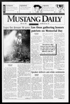 Mustang Daily, May 28, 1997