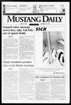 Mustang Daily, May 29, 1997
