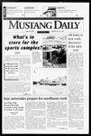 Mustang Daily, May 30, 1997